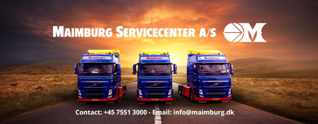 contact us - Maimburg