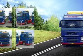2 nye Volvo lastbiler